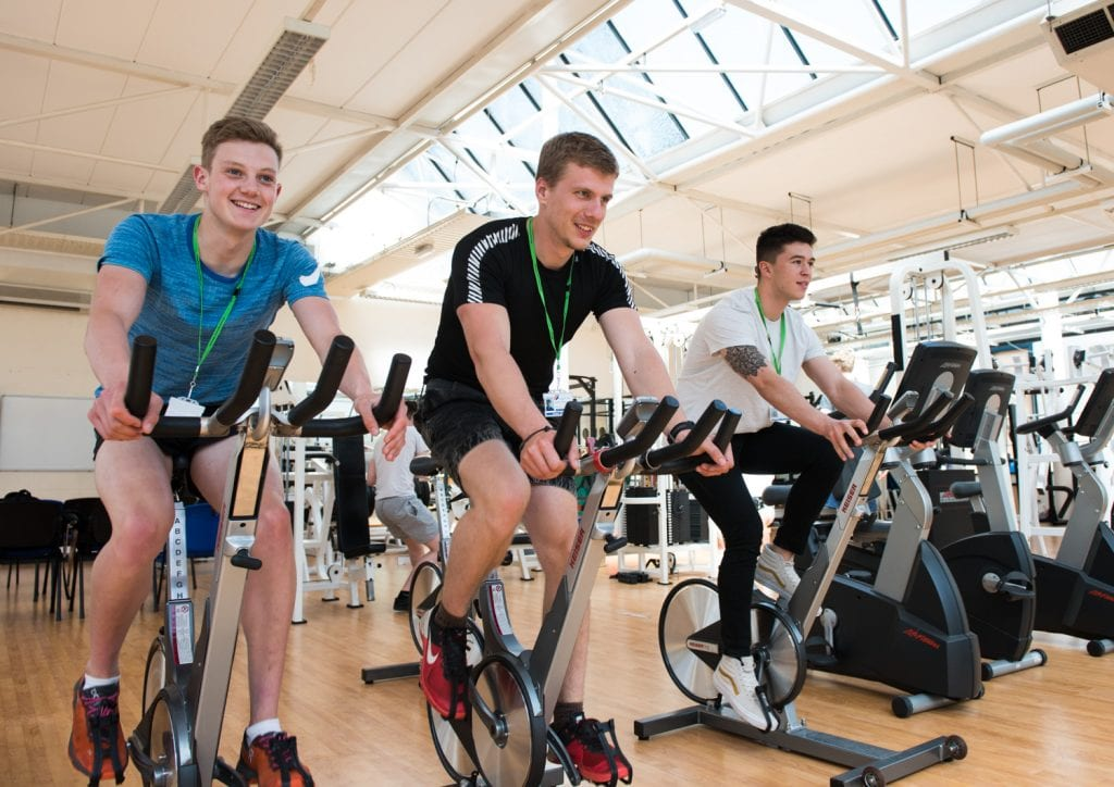 Sport at  Farnborough College of Technology