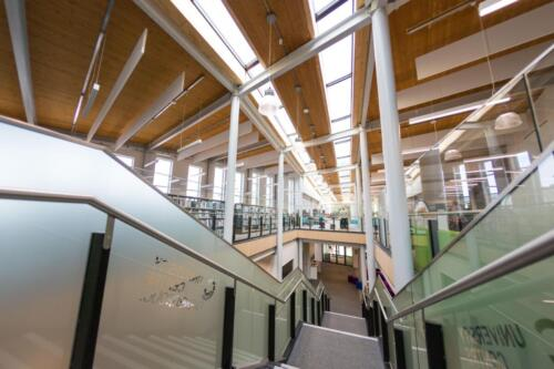 University-Centre-Farnborough-Inside-Stairs-June-2019-1